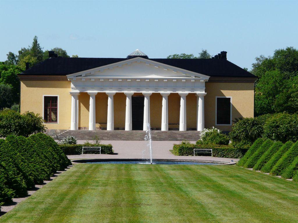 The Linnaean Gardens Uppsala